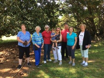 Trip to State Arboretum